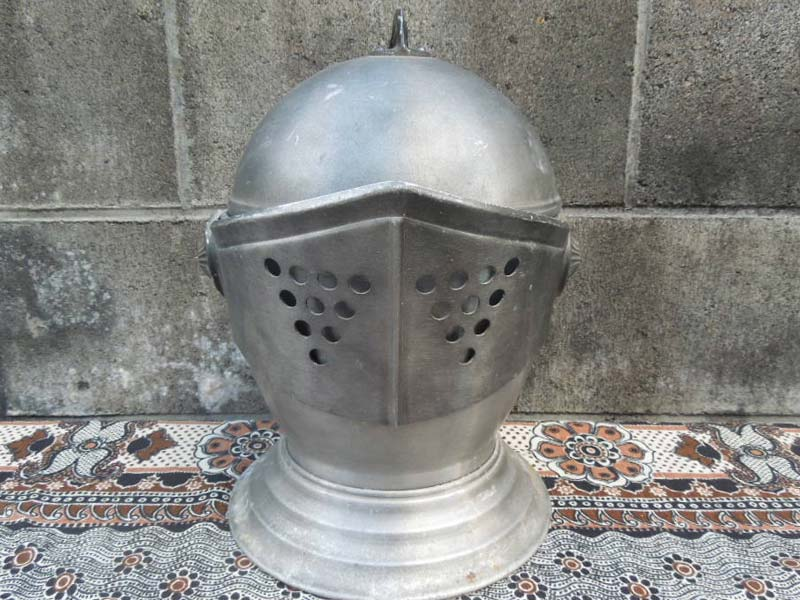 Vintage Knight Ice Pail、ビンテージ 騎士のアイスペール