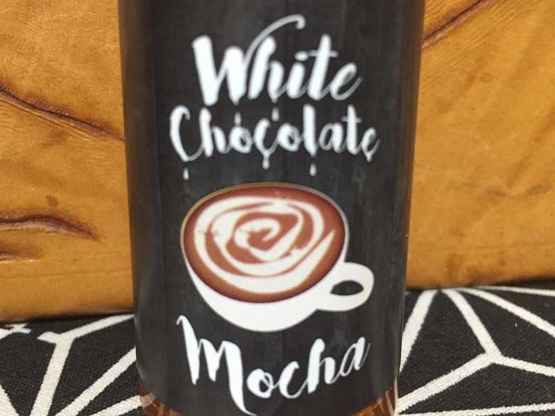 BEANCHA/White Chocolate Mocha