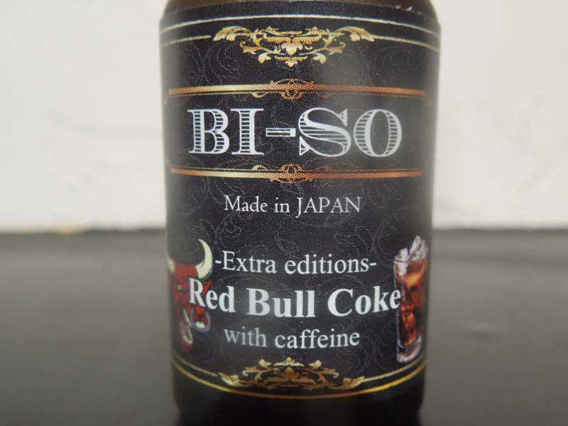 BI-SO カフェイン入りコーラmixのリキッド