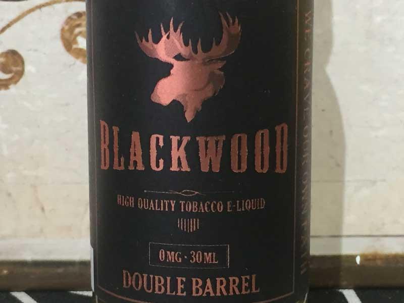 BLACKWOOD Double Barrel 30ml ブラックウッド ダブルバレル