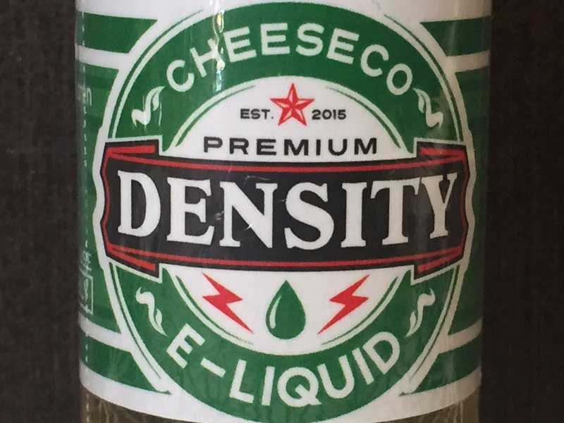 DENSITY /CHEESECO