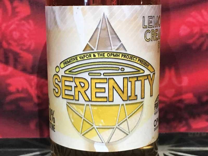 US E-Liquid Serenity 60ml by Primitive Vapor プリミティブ